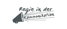 Regie in der Kommunikation Logo